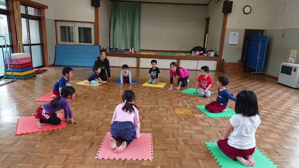 幼児体操クラス「ファイトキッズ」